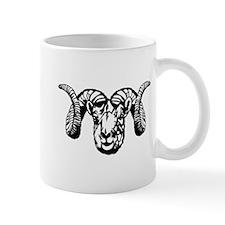 Ram's Head symbol Mug