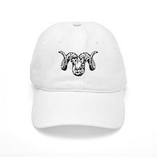 Ram's Head symbol Baseball Cap
