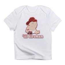 Lil Baby Fire Fighter Infant T-Shirt