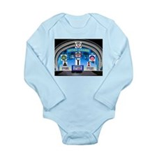 VOTE EARLY AND OFTEN Long Sleeve Infant Bodysuit