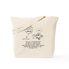 Mustard Seed Faith Tote Bag
