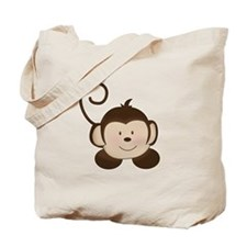 Pop Monkey Tote Bag