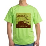 Green Go to Big Bend T-Shirt