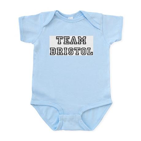 Team Bristol Infant Creeper