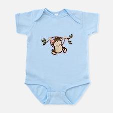 Monkey Play Infant Bodysuit