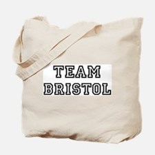 Team Bristol Tote Bag