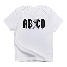 ab/cd Infant T-Shirt