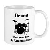 Drummer Small Mugs (11 oz)