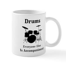 Drummer Gift Small Mug
