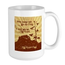 """You may all go...."" Mug"