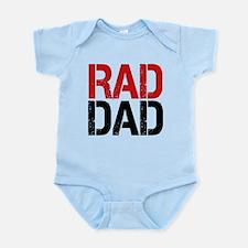 Rad Dad Infant Bodysuit