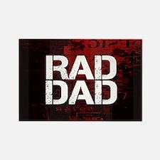 Rad Dad Rectangle Magnet (100 pack)
