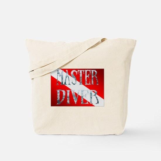 Master Diver Tote Bag