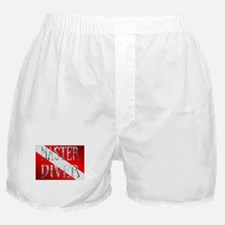 Master Diver Boxer Shorts