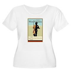 Travel West Virginia T-Shirt
