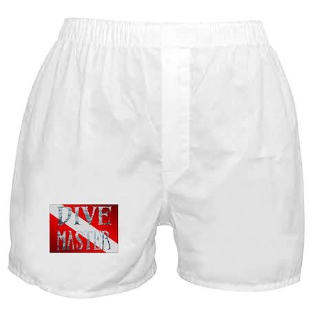 Dive Master Boxer Shorts