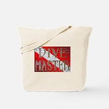 Iron Dive Master Tote Bag