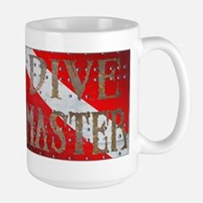 Iron Dive Master Large Mug