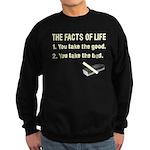 The Facts of Life Sweatshirt (dark)