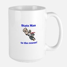 Stats Man Mug