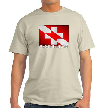 Rescue Diver Light T-Shirt