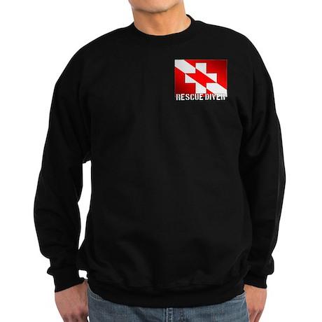 Rescue Diver Sweatshirt (dark)