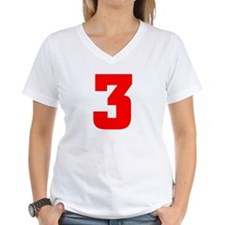 NUMBER 3: WE'VE GOT YOUR NUMB Shirt