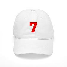 lucky seven Baseball Cap