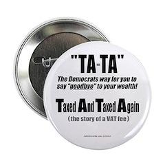 """TATA VAT 2.25"""" Button (100 pack)"""