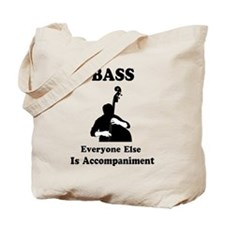 String Bass Gift Tote Bag