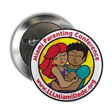 "Miami Parenting Conference 2.25"" Button"