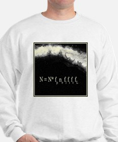 Drake Equation Monochrome Sweater