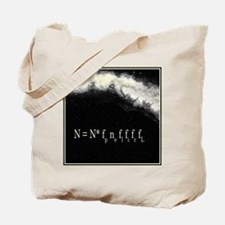 Drake Equation Monochrome Tote Bag
