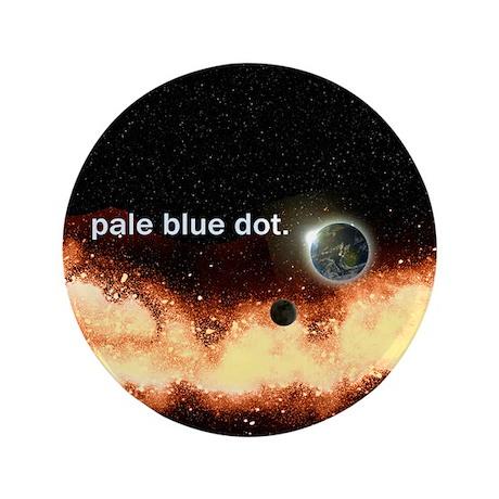 "Pale Blue Dot 3.5"" Button"