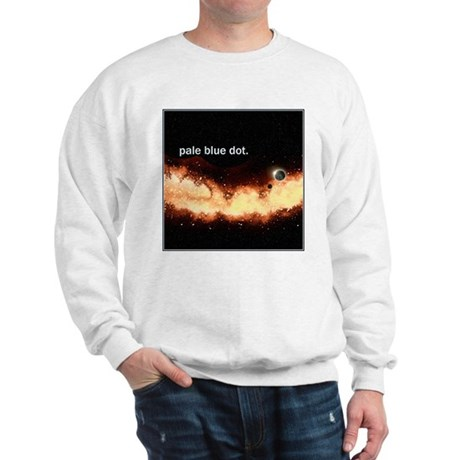 Pale Blue Dot Sweatshirt