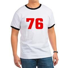 NUMBER 76: WE'VE GOT YOUR NUM T