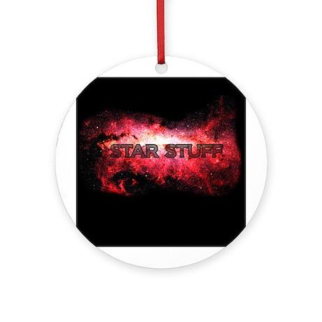 """Star Stuff"" Ornament (Round)"