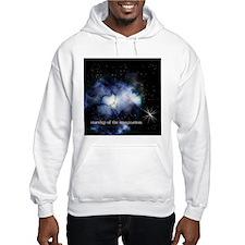 Starship of the Imagination Hoodie
