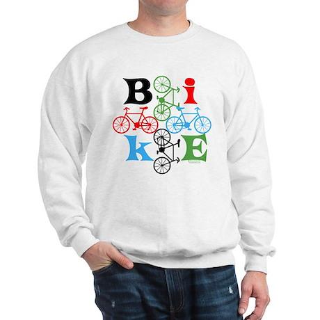 Four Bikes Sweatshirt