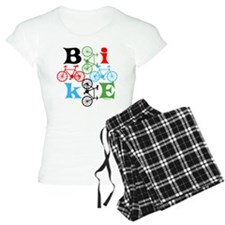 Four Bikes Pajamas