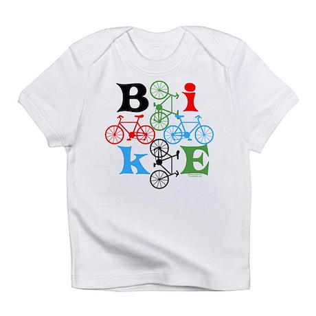 Four Bikes Infant T-Shirt