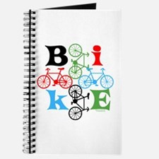 Four Bikes Journal