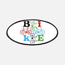 Four Bikes Patches
