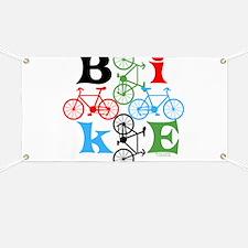 Four Bikes Banner