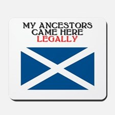 Scottish Heritage Mousepad