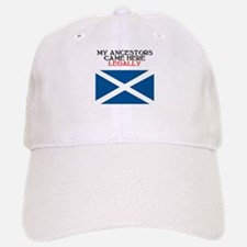 Scottish Heritage Baseball Baseball Cap