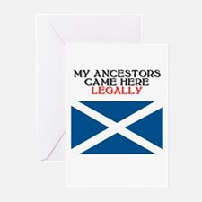 Scottish Heritage Greeting Cards (Pk of 10)