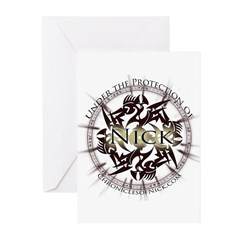 Chronicles of Nick Greeting Cards (Pk of 10)