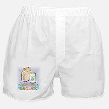 Orgasmic Milk Boxer Shorts