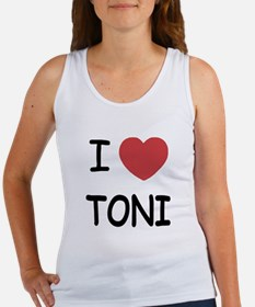 i heart toni Women's Tank Top